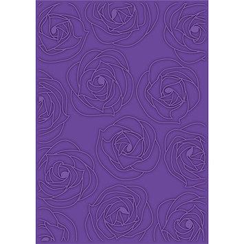 Craftwell eBosser Embossing Folders Letter Size By Teresa Collins-Modern Stripe