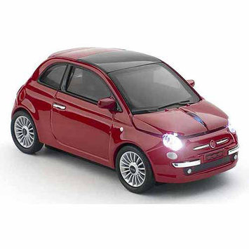 The Next Success Estand Fiat 500 New Optical Mouse
