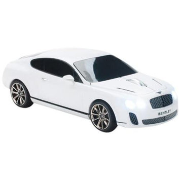 Totally Tablet CCM660554 White Bentley Continental Supersports Wireless Mouse w