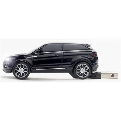 Totally Tablet CCS660974 Black Range Rover 4GB USB 2.0 Stick