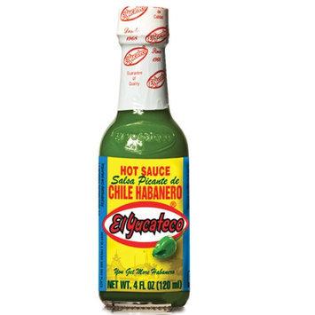 Kehe Distributors El Yucateco Hot Sauce 4oz Pack of 12