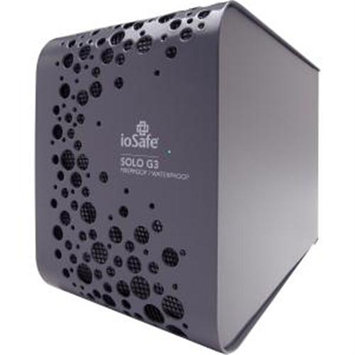 ioSafe Solo G3 2TB for Mac