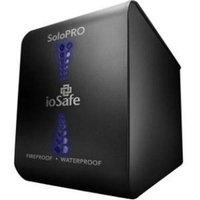 ioSafe SoloPRO 3TB External Hard Drive