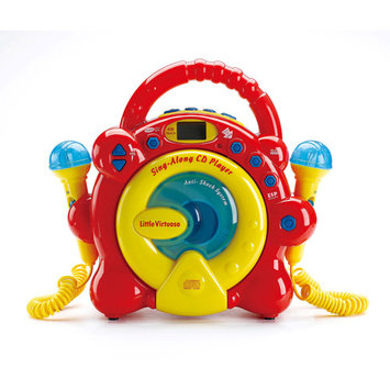 Enviro-mental Toy Sing Along CD Player Hot Pink Special Limited Edition