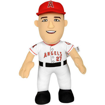 Bleacher Creatures Los Angeles Angels Mike Trout 10-inch Plush Doll