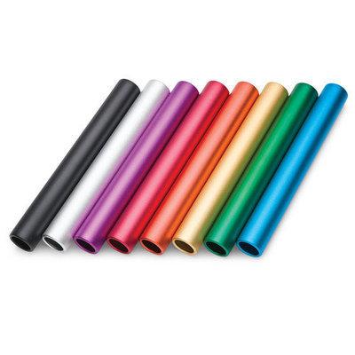 Gill Athletics Aluminum Baton Color: Silver