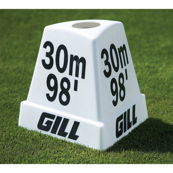 Gill Athletics 70m, 230' Pacer Distance Marker