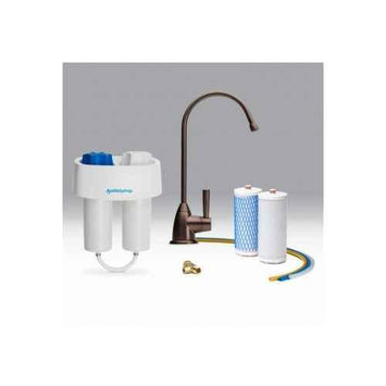 Austin Springs AS-DW-UC-ORB Undercounter Water Filter with Premium Faucet -Oil Rubbed Bronze