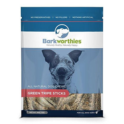 Barkworthies Green Tripe Sticks 7oz