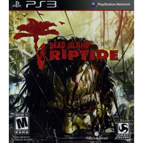 Square Enix D1048 Dead Island Riptide Ps3