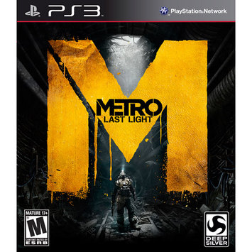 Deep Silver Inc. Metro: Last Light Playstation3 Game Deep Silver