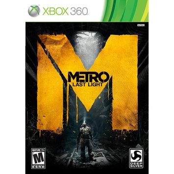 Deep Silver Inc. Metro: Last Light Xbox 360 Game Deep Silver