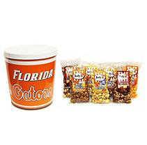 Jodys Popcorn Univeristy of Florida Popcorn Tin