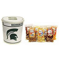 Jodys Popcorn Michigan State University Popcorn Tin