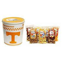 Jodys Popcorn University of Tennessee Popcorn Tin