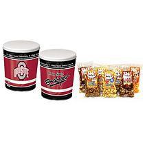 Jodys Popcorn Ohio State University Popcorn Tin