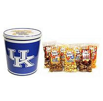 Jodys Popcorn University of Kentucky Popcorn Tin