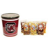 Jodys Popcorn University of South Carolina Popcorn Tin