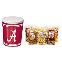 Jodys Popcorn University of Alabama Popcorn Tin