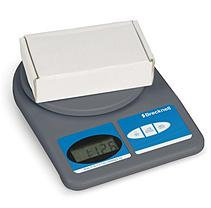 Salter Brecknell Electronic Scale, 11lb Capacity, 5-3/4