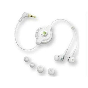 Emerge Technologies, Inc Retractable Stereo In-ear-style Earbuds - ETIPODAUDIO