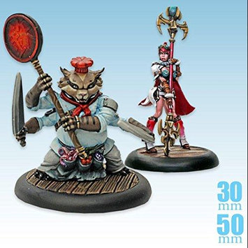 Soda Pop Minis 145004 Relic Knight - Snc Squall And Iron Chef