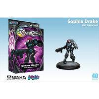 Soda Pop Minis 143003 Relic Knight - Black Diamonds Sophia Drake
