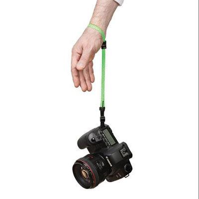 Joby DSLR Wrist Strap, Neon Green