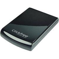 Click Free External Hard Drives CA3A05-6CBK9-E1S 500GB C6 2.5