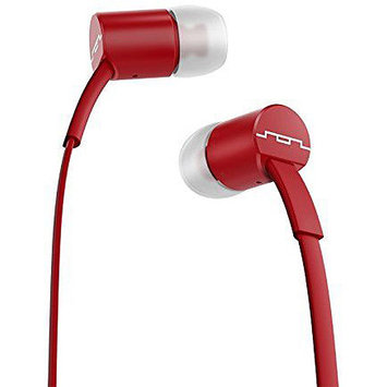Sol Republic rimson 1112-73 Jax In-Ear Headphones with Single-Button Remote and Microphone