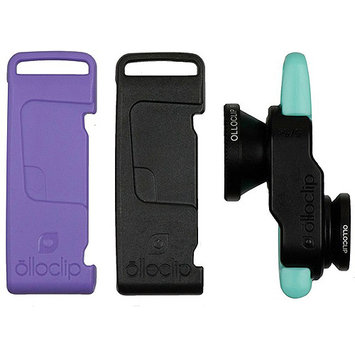 olloclip Selfie 3-in-1 Lens System - iPhone 5/5s Black Lens, One Size