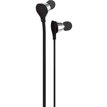 AT & T JIVE Black In-Line Mic Earbuds