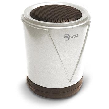 AT & T Hot Joe Blue Portable Mini Bluetooth Speaker