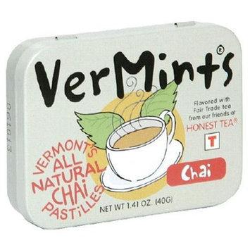 Vermints All Natural Chai Pastilles - 1.41 oz
