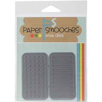 Paper Smooches Die-Hot Spots Large 2
