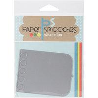 Paper Smooches Die-Notebook Bracket