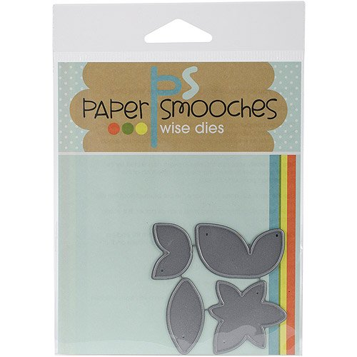 Paper Smooches Die-Reflections Graphics