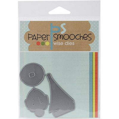 Paper Smooches Die-Nauticool