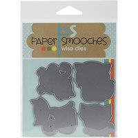 Paper Smooches Die-Nine Lives