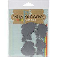 Paper Smooches Die-Briny Blue 1