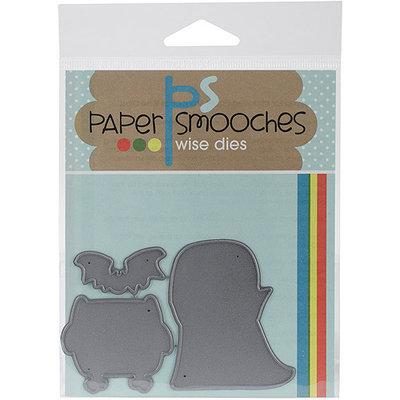 Paper Smooches Die-Spookalicious