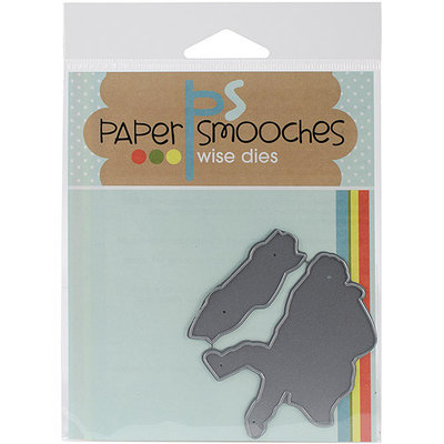 Paper Smooches Die-Super 1