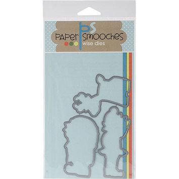 Paper Smooches Die-Elf