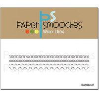 Paper Smooches Die-Borders 2