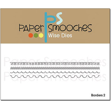 Paper Smooches Die-Borders 2