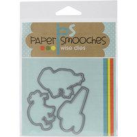Paper Smooches Die-Southwest