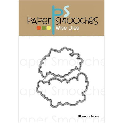 Paper Smooches Die-Blossoms