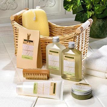 Zingz & Thingz EcoBalance Lemongrass Eucalyptus Spa Set