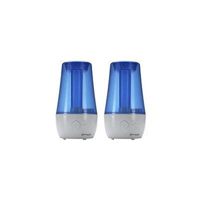 Pure Guardian 1 gallon Ultrasonic Cool Mist Humidifier - 2 PACK