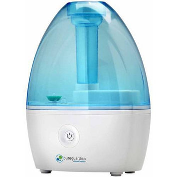 Pureguardian - Ultrasonic Cool Mist Humidifier - Blue/white